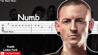 Linkin Park - Numb Guitar Tutorial