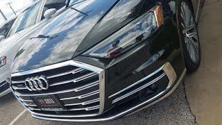 Walkaround Tour - 2019 Audi A8L!
