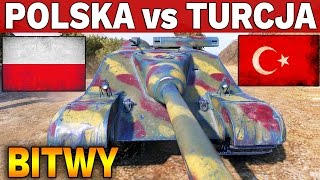 POLSKA vs TURCJA - Multi FAIL - Twierdza - World of Tanks