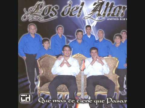 Los Del Altar Te Espero Cumbia Santafesina Cristiana
