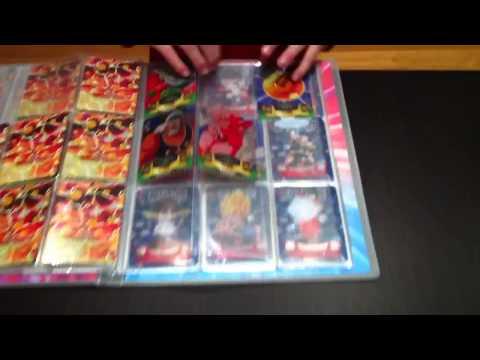 Dragon Ball Z  super 3D review lamincards