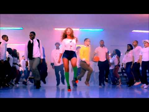 Beyoncé - Let's Move Your Body ( Official Video ~ Hd ) video