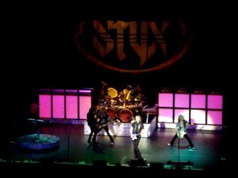 Styx - Midnight Ride
