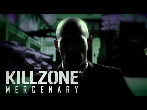 Killzone: Mercenary 'Blackjack Trailer' TRUE-HD QUALITY