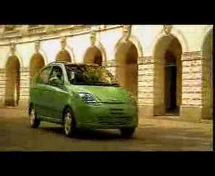 Chevrolet Spark TV Ad