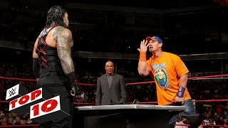 Top 10 Raw moments: WWE Top 10, August 28, 2017