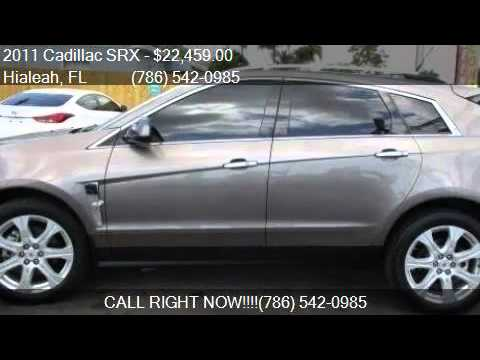 2011 Cadillac SRX Performance Collection 4dr SUV for sale in