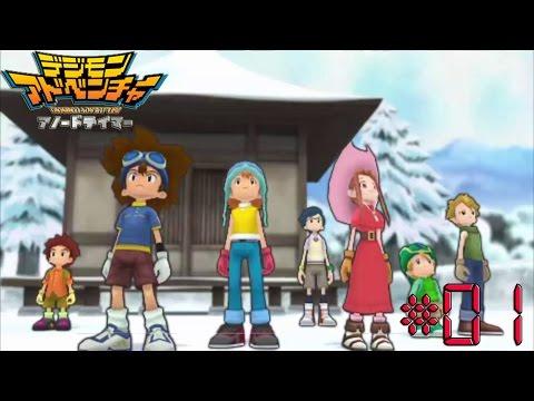 Digimon Adventure | Let's Play #01 - Bienvenue dans le monde Digital ! ! thumbnail