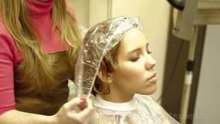 Видео уроки ламинирования волос