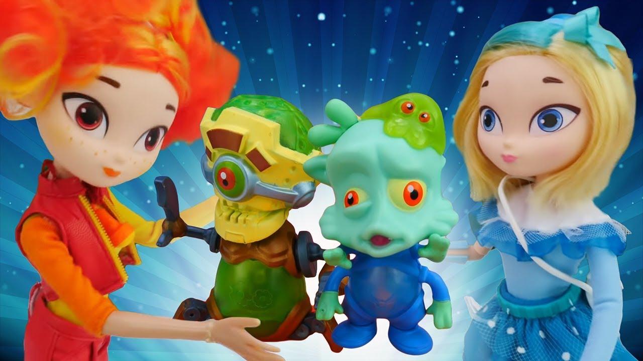 Сказочный Патруль - Новые серии - Мультики для девочек - Пришельцы
