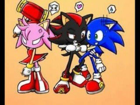 Imágenes graciosas de Sonic y amigos