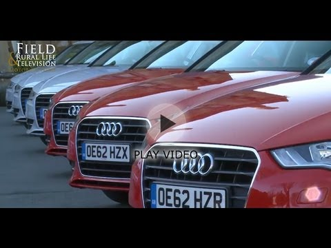 New Audi A3 Sportback 2013 Review