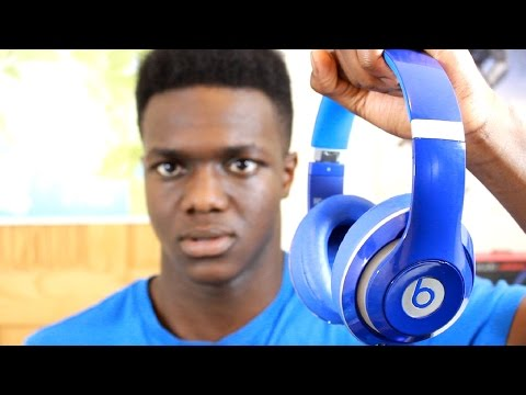 Beats By Dre Studio Wireless (Blue Edition) In-Depth Review!