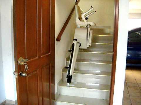 Silla salvaescaleras para adultos mayores o personas con - Sillas para subir escaleras personas mayores ...