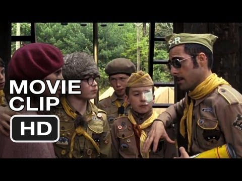 Mariage, extrait de Moonrise Kingdom (2011)