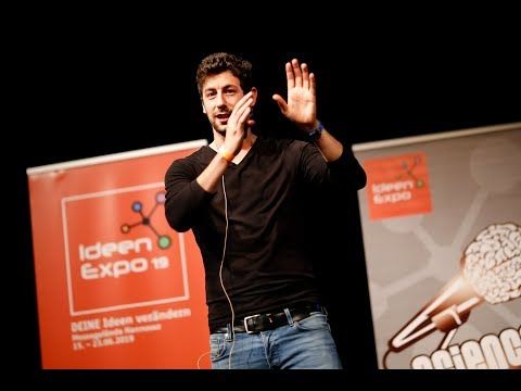 Samir Salameh - Science Slam am 27.09.2018 in Hannover