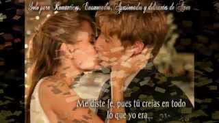 Céline Dion-Because you loved me (Subtitulada en español)