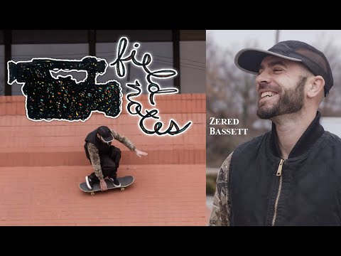 East Coast Skateboarding With Zered Bassett | Field Notes