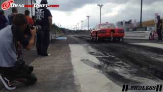 drag racing in Japan