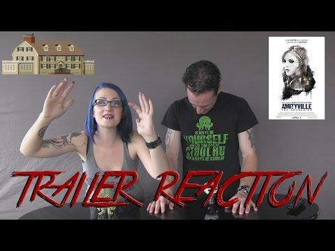 Amityville The Awakening Trailer Reaction @horrifyou streaming vf