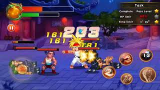 Chaos fighter kungfu fighting 12.24.2017