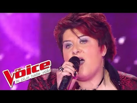 The Voice 2012 | Carine Robert - Call Me (Blondie) | Blind Audition