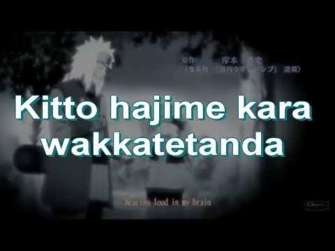 Sign   Opening 6 Naruto Shippuden Full + Lyrics video