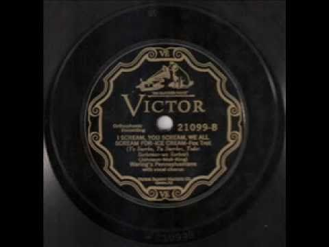 Fred Waring & The Pennsylvanians Waring's Pennsylvanians / Nathaniel Shilkret And The Victor Orchestra Nat Shilkret And The Victor Orchestra Where The Blue Of The Night