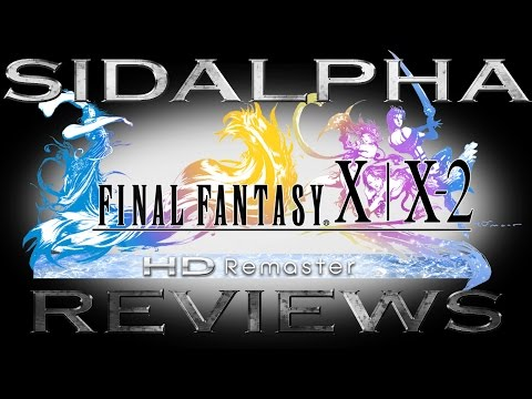 SidAlpha Reviews: Final Fantasy X HD Remaster