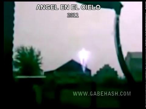 ¿ANGEL EN EL CIELO? 2011 ASOMBROSO