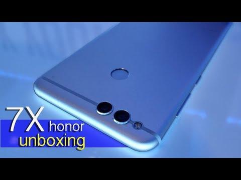 La gama media se PONE GUAPA!!! Honor 7X, unboxing e impresiones