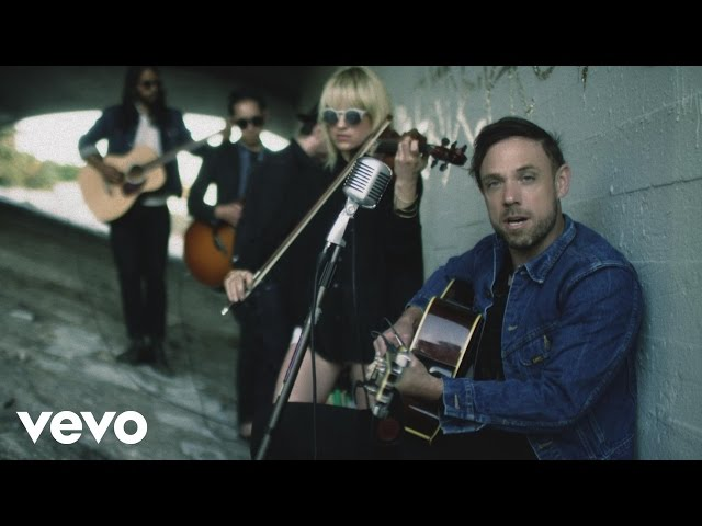 The Airborne Toxic Event - California (Bombastic Video)