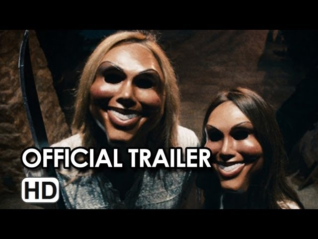 The Purge Official Trailer