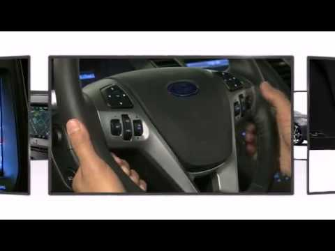2015 Ford Taurus Video