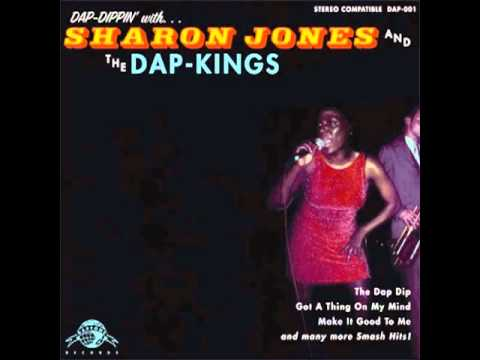 Sharon Jones And The Dap-kings - Dap Dippin With (album)