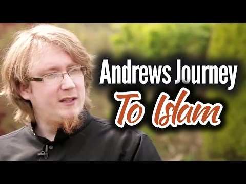 My Journey To Islam Brother Andrew - Guided Through Qur'an