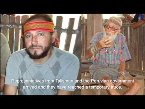 Priests' Testimony on Talisman's Tactics in Peru