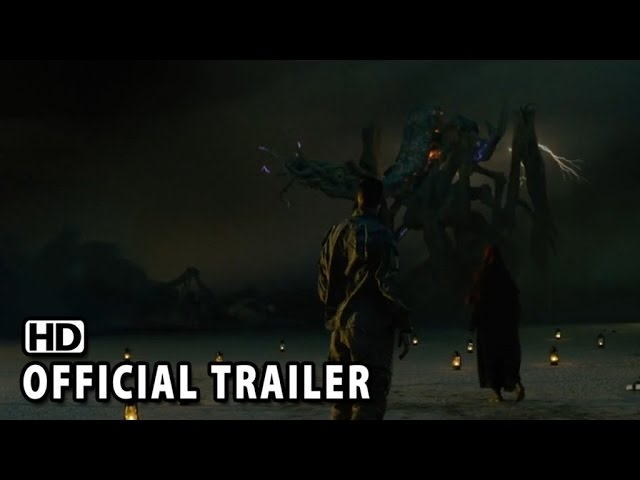 MONSTERS: DARK CONTINENT 'Goliath' Official Trailer (2014)