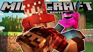 Minecraft Xbox - SPLEEF TIME!