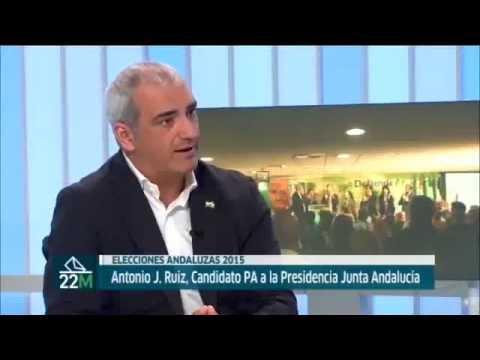 """Antonio Jesús Ruiz """"Podemos y Ciudadanos quieren quitarle a Andalucía 1.000 mill €"""""""