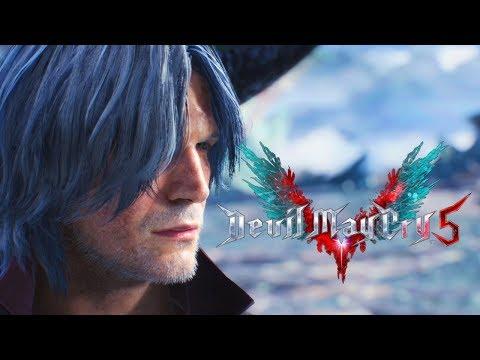Devil May Cry 5 - Dante Reveal Gameplay Trailer | Gamescom 2018