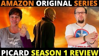 Star Trek Picard Amazon Prime Video Review