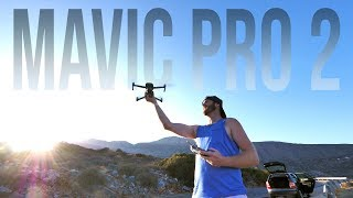 DJI Mavic Pro 2 Review and Field Test  |  Drone Photography Vlog