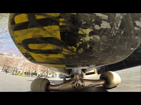 Skate All Cities – GoPro Vlog Series #052 / Here & There