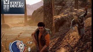 State of Decay Episode 17 Saving Sheriff Alan (Gameplay / Playthrough / 1080p60 )