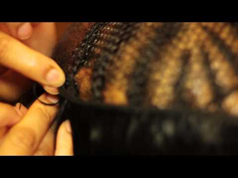 Full Hair Sew in with closure Tutorial