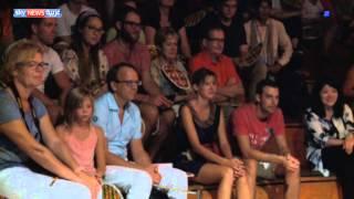 مسرحيات تجسد حقبة الخمير الحمر بكمبوديا