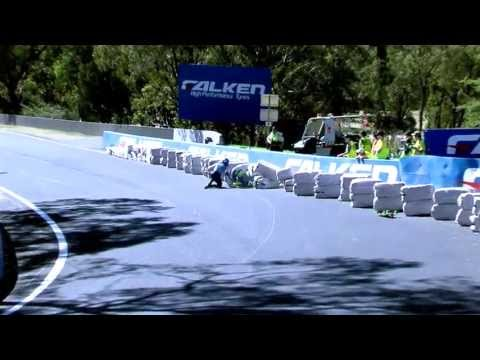 Crash Compilation 1 - Downhill Skate - Newtons Nation 2013