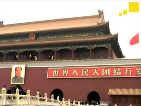 Flapy en China XIX - La Plaza de Tian'an Men Video