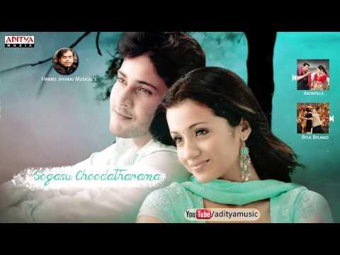 Sainikudu Movie Full songs || Jukebox || Mahesh Babu Trisha